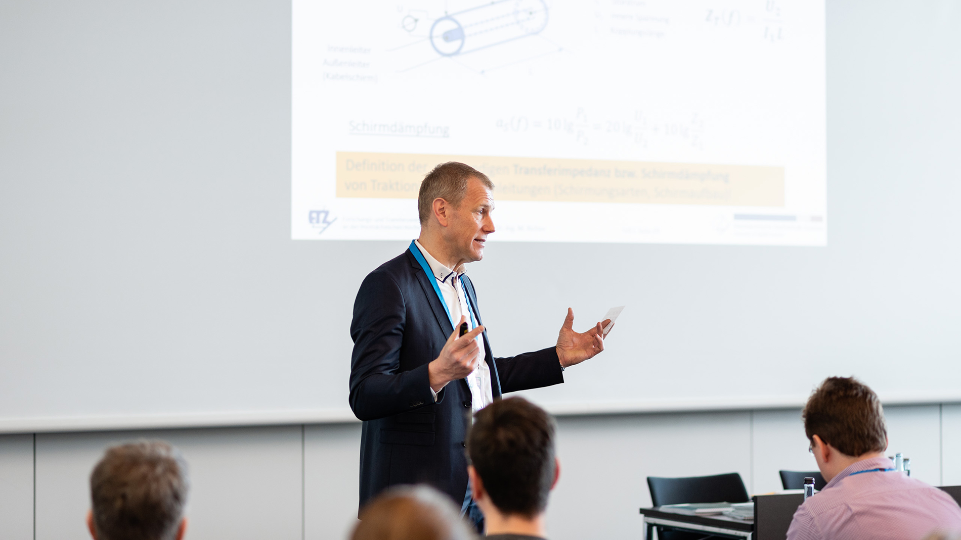 Matthias Richter, University of Applied Sciences Zwickau, on EMC of high-voltage systems in electric vehicles